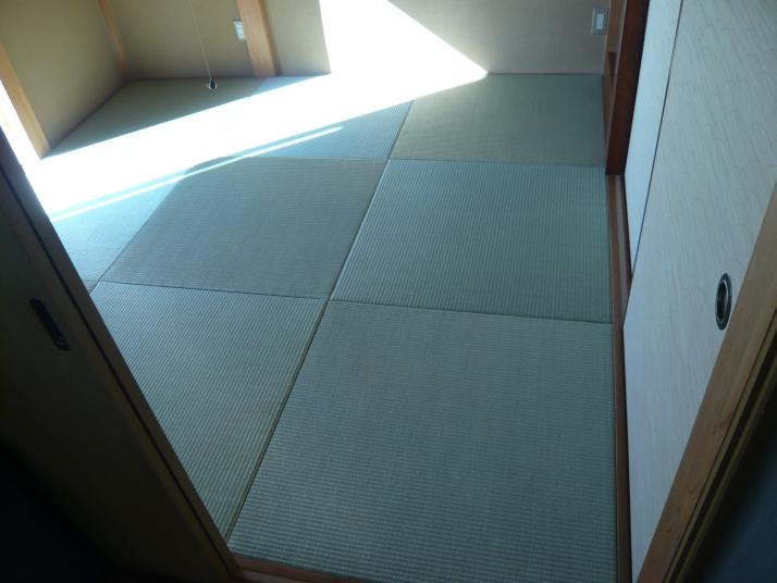 琉球表+建材化学床オールボード