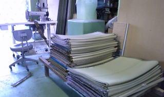 畳表の再利用