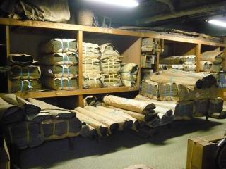 4mの材料倉庫